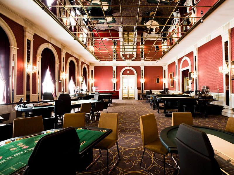 Poker in der Spielbank Bad Homburg
